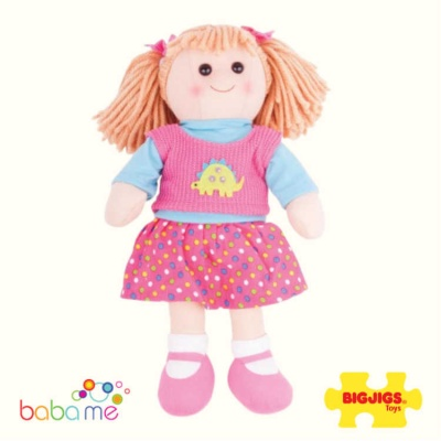 Bigjigs Susie Doll Large