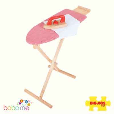 Bigjigs Toy Iron and Board