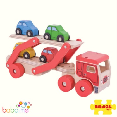 Bigjigs Transporter Lorry