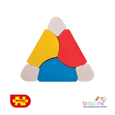 Bigjigs Triangle Twister