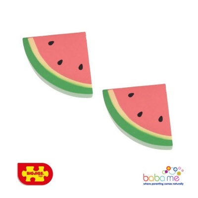 Bigjigs Watermelon Wooden Play Food