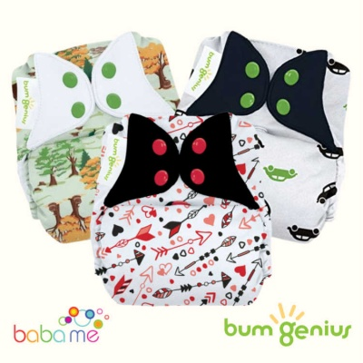 BumGenius Freetime All In One Nappies