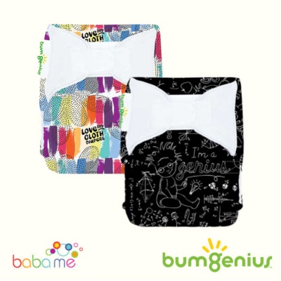 Bumgenius Littles Newborn Nappies