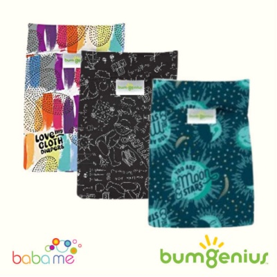 Bumgenius Mini Wet Nappy Bag