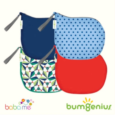 BumGenius Outing Nappy Wet Bag
