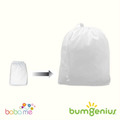 Bumgenius Travel Wet Nappy Bag