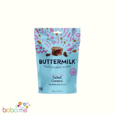 Buttermilk - Dairy Free Salted Caramel Cup Pouch