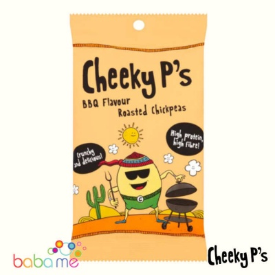Cheeky P's Barbecue Flavoured Roasted Chickpeas