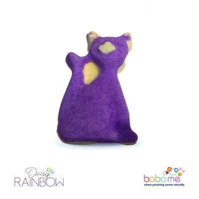 Daisy Rainbow Cat Bath Bomb