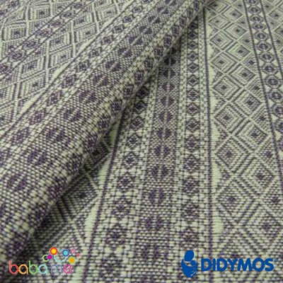 Didymos Sling-4-Indio Purple-White