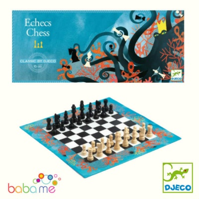 Djeco Chess Game