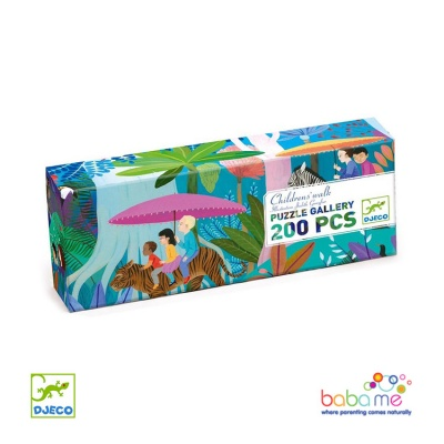 Djeco Children's Walk Puzzle Gallery