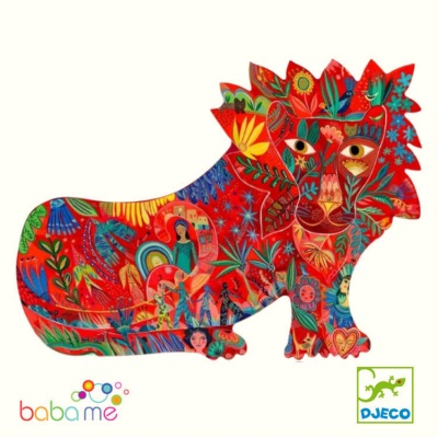 Djeco Puzz'art Lion - 150pcs