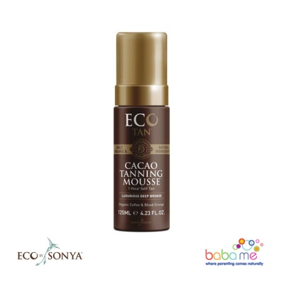 Eco by Sonya Cacao Firming Mousse
