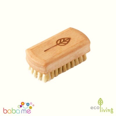 Eco Living Kids Natural Vegan Nail Brush