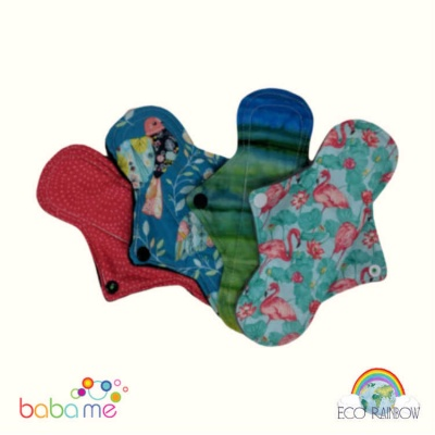Fae Pads Reusable Sanitary Pads Medium