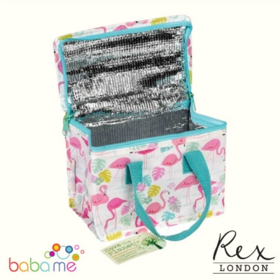 Flamingo Bay Insulated Lunch Cooler Bag