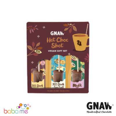 Gnaw Vegan Hot Shot Gift Set