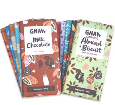 Gnaw Bar Bundle - 10 Bars