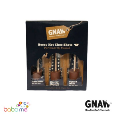 Gnaw Flavoured Liqueur Hot Shot Gift Set