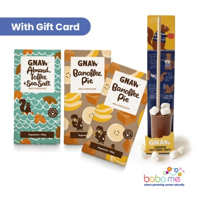 Gnaw (Made without Gluten) bundle