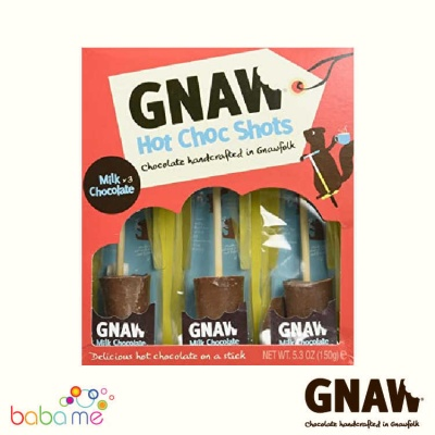 Gnaw Milk Choc Hot Shot Gift Set