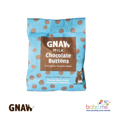 Gnaw Milk Chocolate Buttons