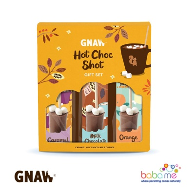 Gnaw Mixed Hot Chocolate Shot Gift Box