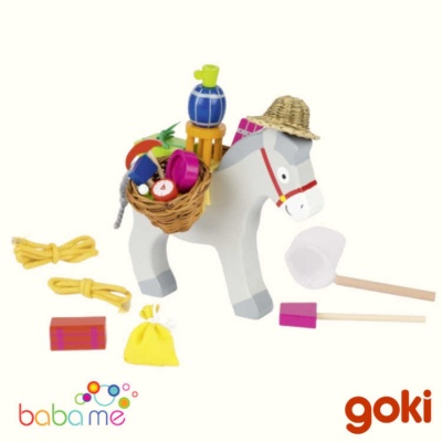 Goki Stacking Donkey