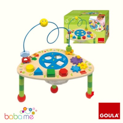 Goula Activity Table