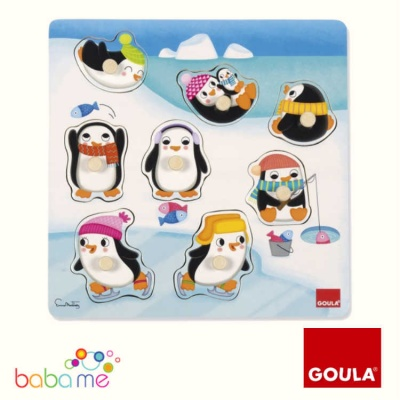 Goula Penguins Puzzle