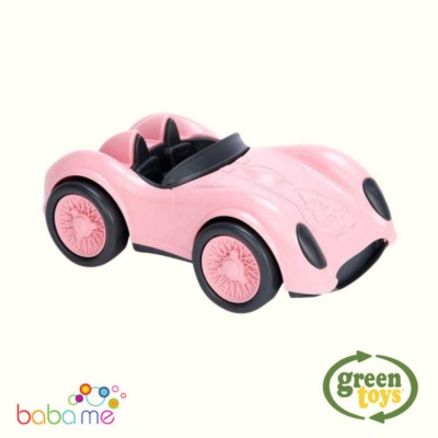 Green Toys Race Car Pink