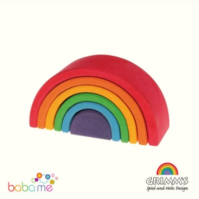 Grimms 6 Piece Rainbow