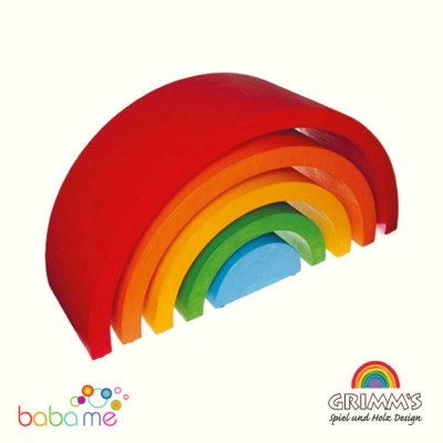 Grimms Giant Rainbow 5 pieces