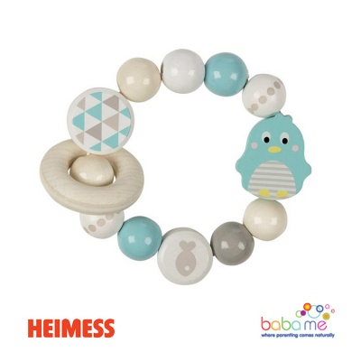 Heimess Touch ring elastic penguin