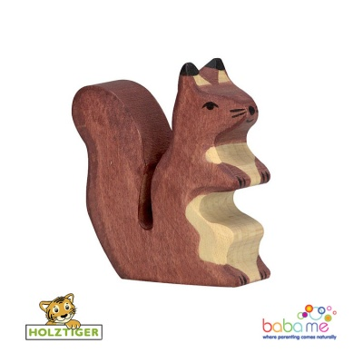 Holztiger Squirrel brown