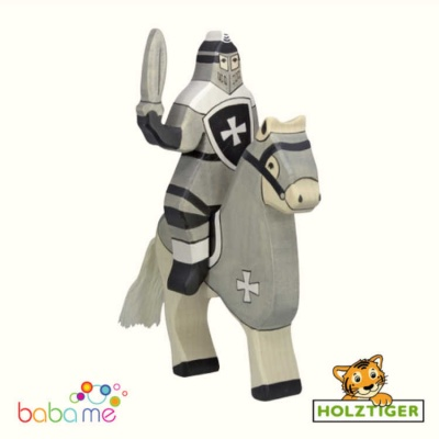 Holztiger Tournament knight black