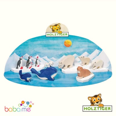 Holztiger Water World