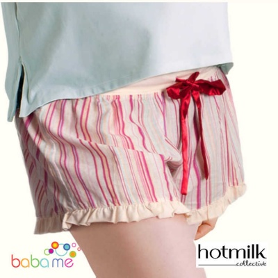 Hot Milk Flawless Pj Shorts
