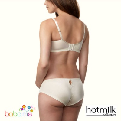 Hot Milk Luminous Bra