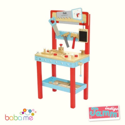 Indigo Jamm Little Carpenters Bench
