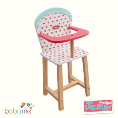 Indigo Jamm Hearts Highchair