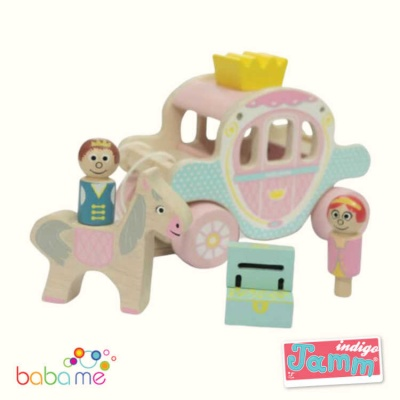 Indigo Jamm Princess Polly Carriage