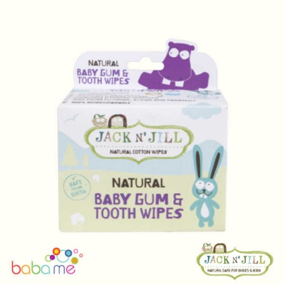 Jack N' Jill Tooth & Gum Wipes