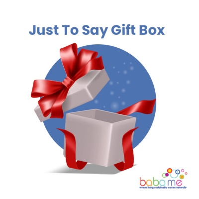 Just to Say Gift Box
