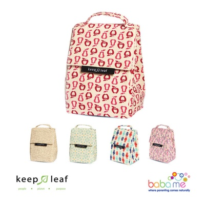 Keep Leaf Insulated Lunch Bag