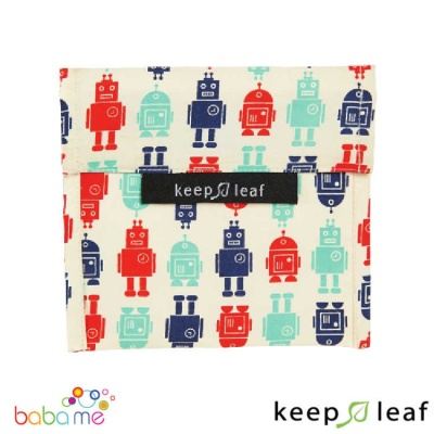 Keep Leaf Large Baggie Robot