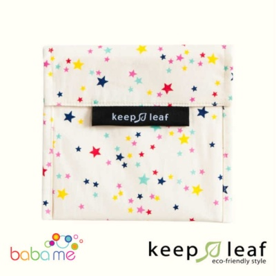 Keep Leaf Large Baggie Stars