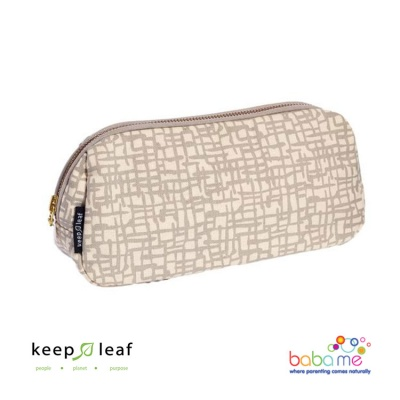 Keep Leaf Make Up Bag - Mesh