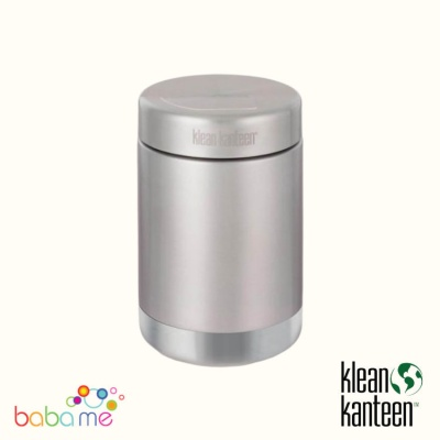 Klean Kanteen 473ml Vacuum Insulated Canister Food Flask